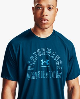 Men's UA Tech™ Originators Short Sleeve